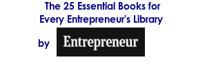 25 Essential Books for Every Entrepreneur
